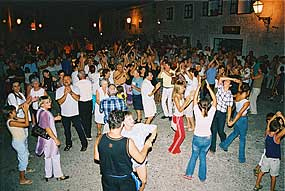 Festa in Opuzen